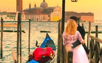 Gagnez  un magnifique voyage pour 2 personnes à Venise la Sérénissime