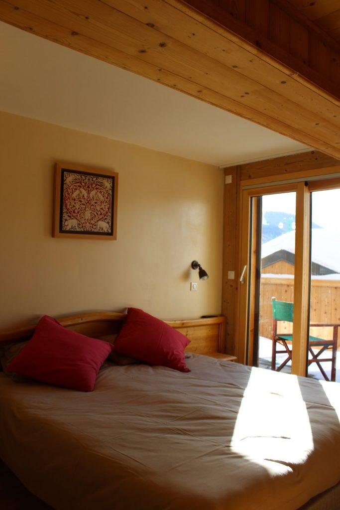 photo double room with balcony