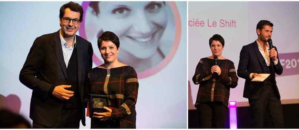 Trophées de la communication digitale au féminin 2015 par TF1 et le Labcom