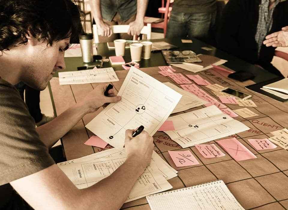 ateliers Lean Startup pour entrepreneurs, comprendre ses clients