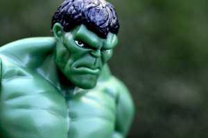 Hulk impulsivité