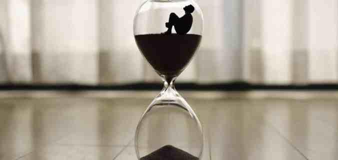 rendez-vous et procrastination : coincé dans le temps