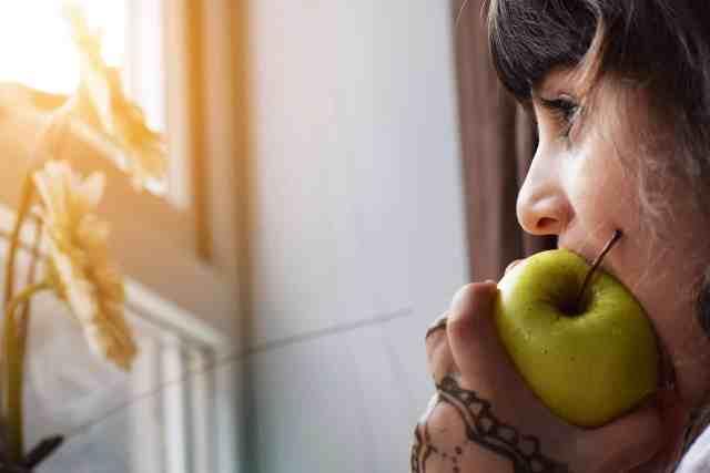 faire des pauses, manger un fruit