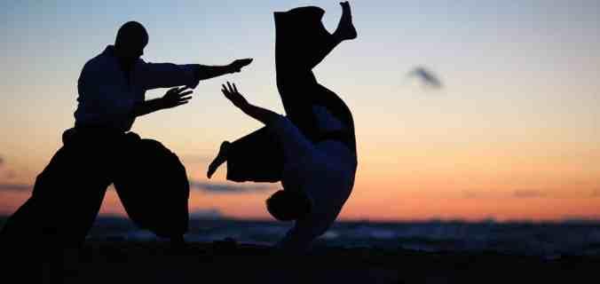 arts martiaux et concentration