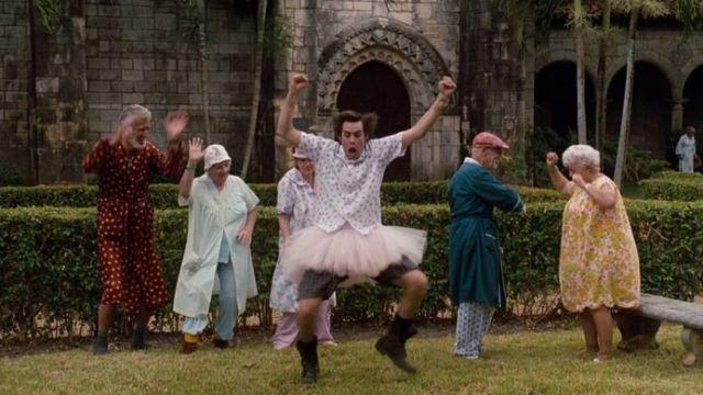 Ace Ventura danse