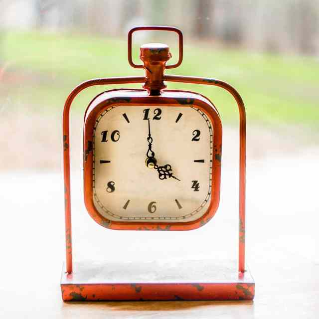 horloge maison