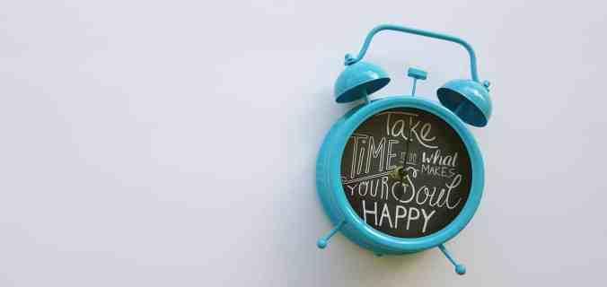 horloge happy et zen