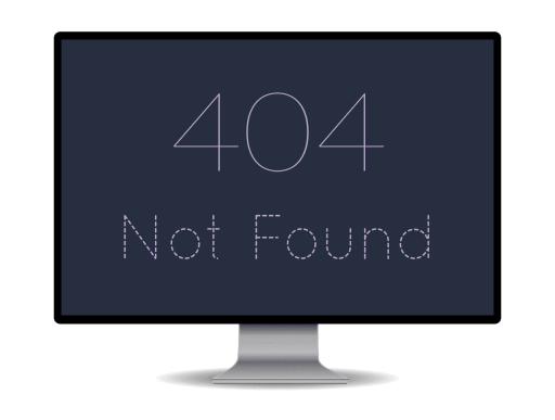 Erreur 404 : souvenir non trouvé...
