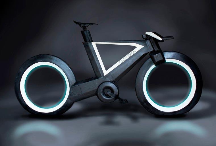 Cyclotron Bike Le Vlo Urbain Et Design Du Futur