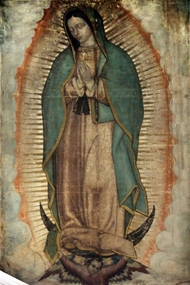 Notre-dame De Guadalupe : notre-dame, guadalupe, L'incroyable, Histoire, Vierge, Guadalupe, Verbe