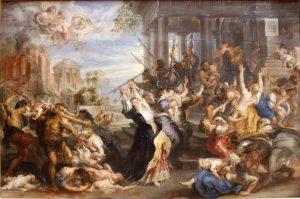 Les Saints Innocents et la peur de la mort