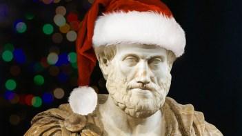 Se préparer à Noël avec… Aristote
