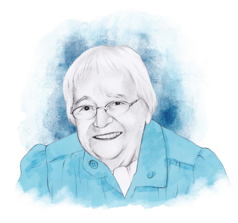 Hommage à sœur Jeanne Bizier