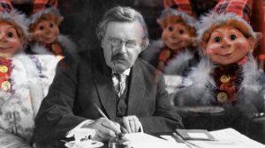 Chesterton et les lutins de Noël