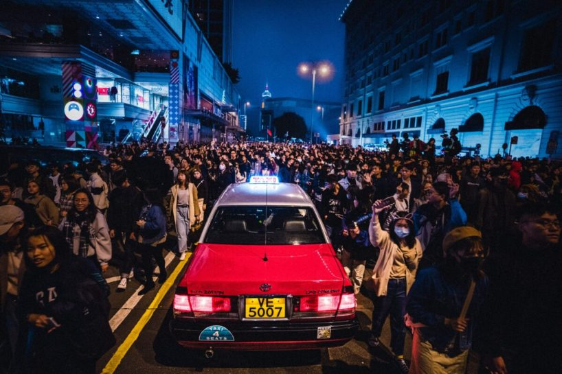 Hong Kong: la démocratie vacille