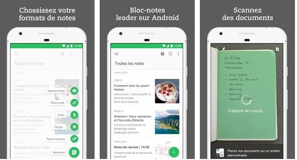 applications-evernote-projet
