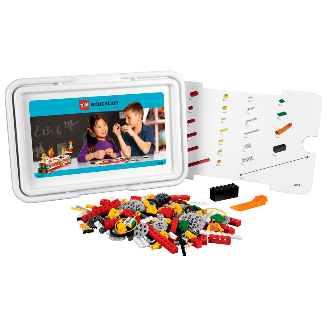 Simple Machines Set By Lego Education