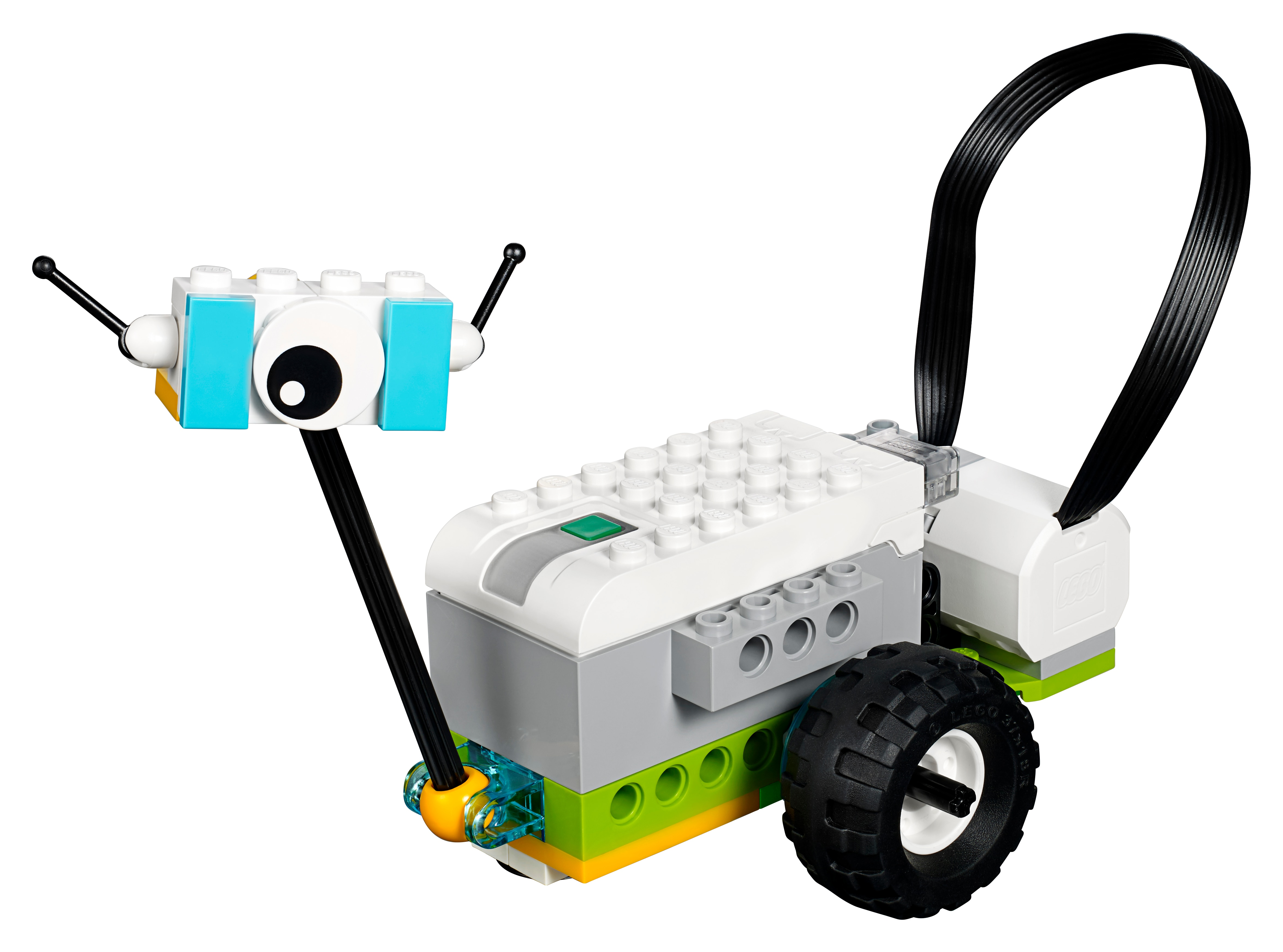 Getting Started Project A WeDo 20 Science Lesson