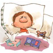 Grippe ou rhume: il faut choisir