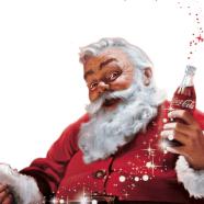 Le Père Noël, ambassadeur de Coca