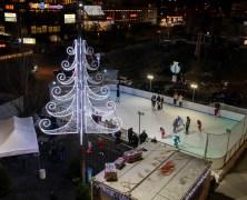La patinoire d'Ecublens vous attend!