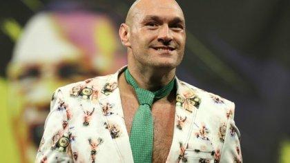 Boxe: Tyson Fury alludes to Deontay Wilder!