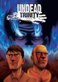 La cover di Undead Trinity volume 1