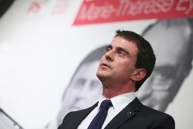 Primaire de la gauche : Manuel Valls regrette «les cafouillages» du premier tour