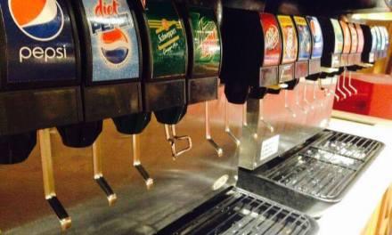 Le soda à volonté, c'est terminé !