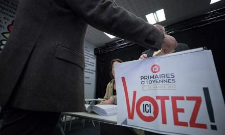 Primaire de la Gauche : 1 013 000 de votants à 18h