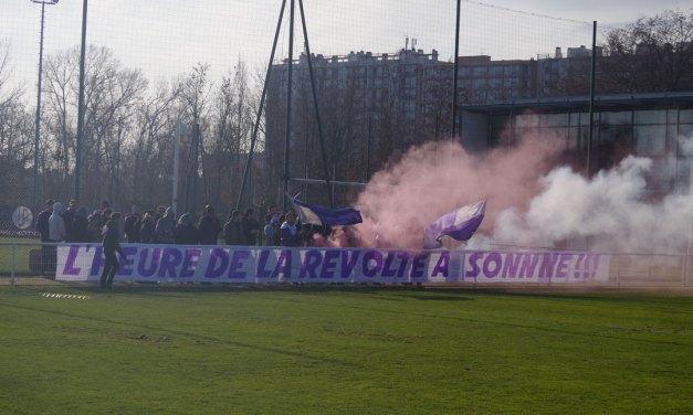 Retour en images sur le dernier entraînement du TFC avant le derby de la Garonne