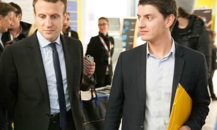 «Un pic d'adhésions» pour Macron après la primaire à gauche