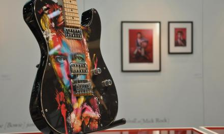 Retour en images sur l'exposition dédiée à David Bowie