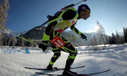 Mondiaux : l'équipe de France de biathlon débute par de l'argent