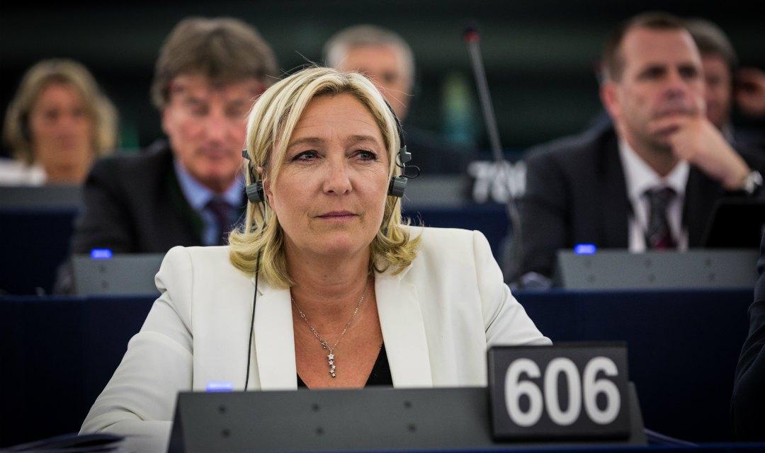 Présidentielle : Marine le Pen la plus populaire sur les réseaux sociaux