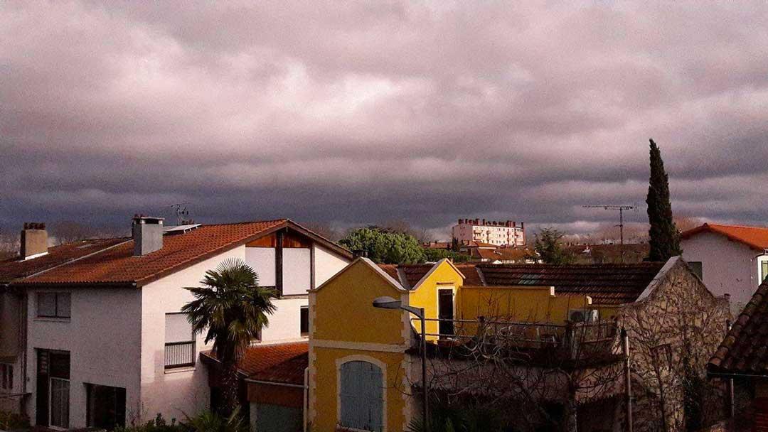 La tempête «Marcel» arrive sur Toulouse