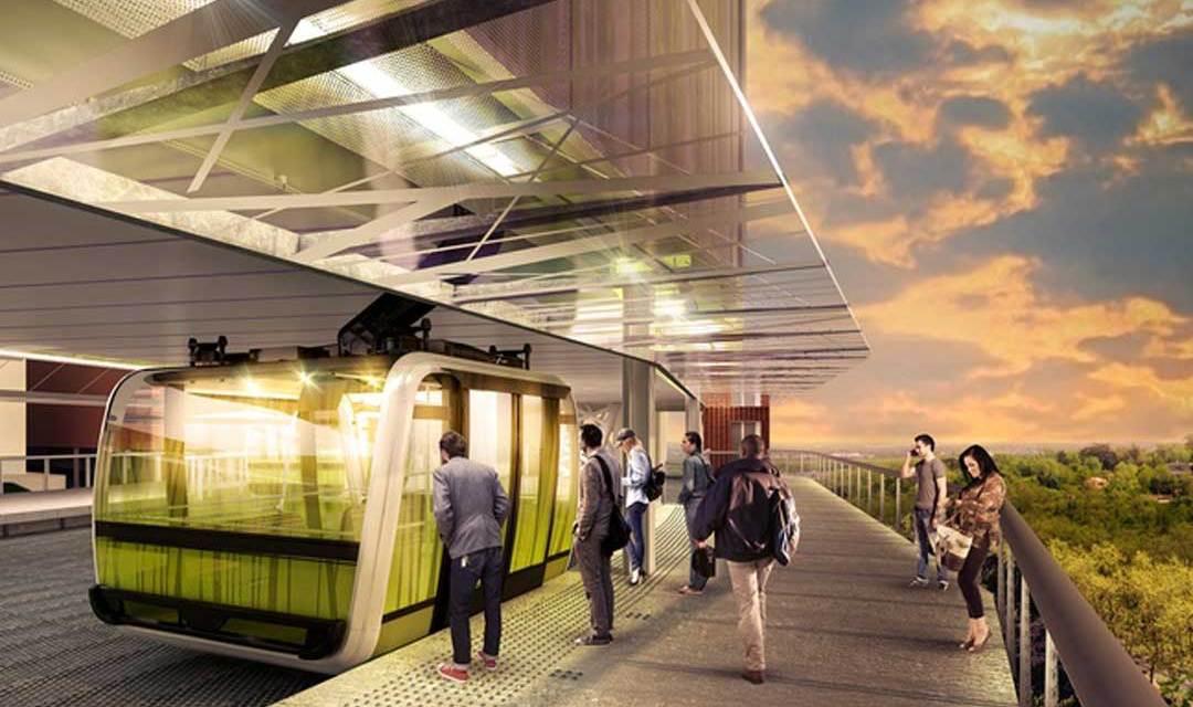 Toulouse : top départ pour le téléphérique urbain