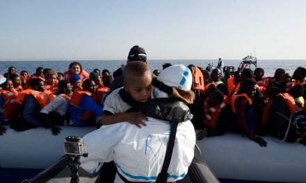 Méditerranée : une centaine de migrants disparus après un naufrage