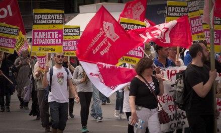 Grèce : Manifestations et grèves contre le vote de nouvelles réformes