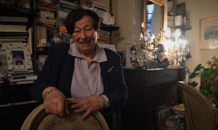Annie Beck : parcours d'une rescapée de l'holocauste
