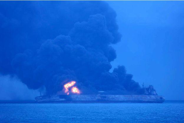 Marée noire, la Chine craint le pire