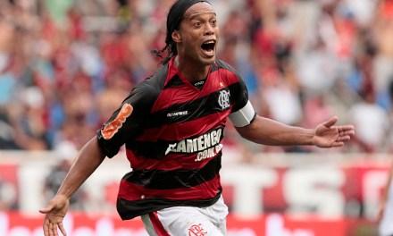 Cinq faits marquants de la carrière de Ronaldinho