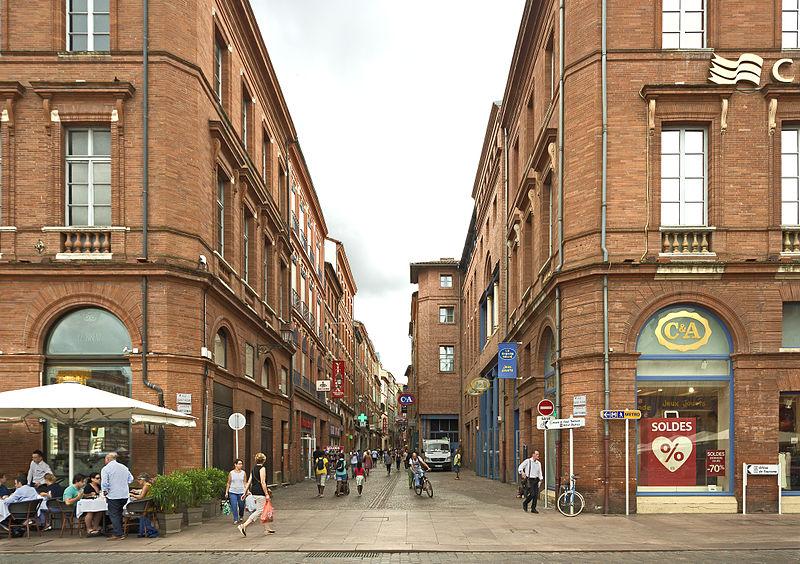 A Toulouse, la rue Saint Rome perd son Pimkie