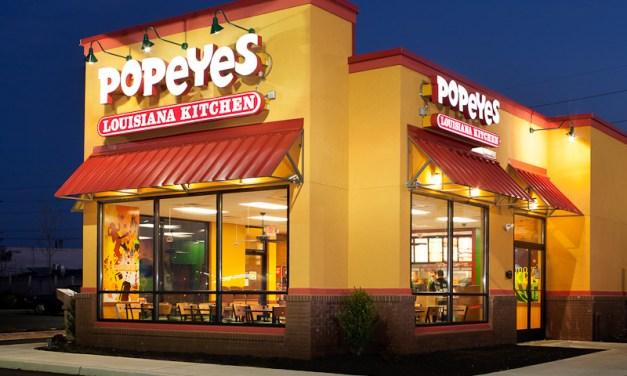 Toulouse : Popeyes Louisiana Kitchen débarque en France
