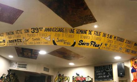 Chez Tonton fête ses 39 ans : le programme des soirées de la semaine !