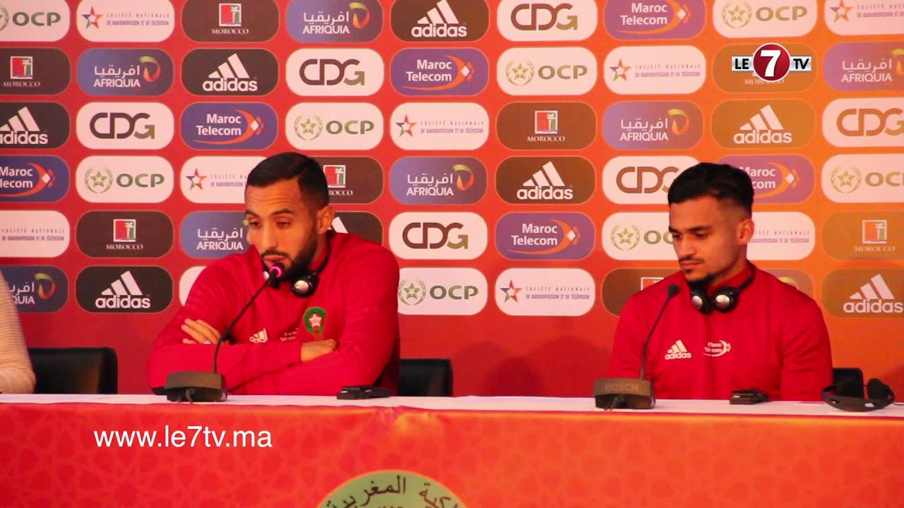 المهدي بنعطية: يتحدث عن العلاقة التي تربطه برونالدو Ronaldo وكيف يتعامل مع زملائه في التدريب