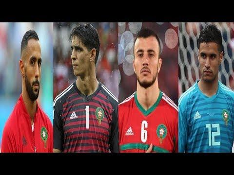 تصريحات لاعبي المنتخب الوطني المغربي بعد الفوز التاريخي على الكاميرون