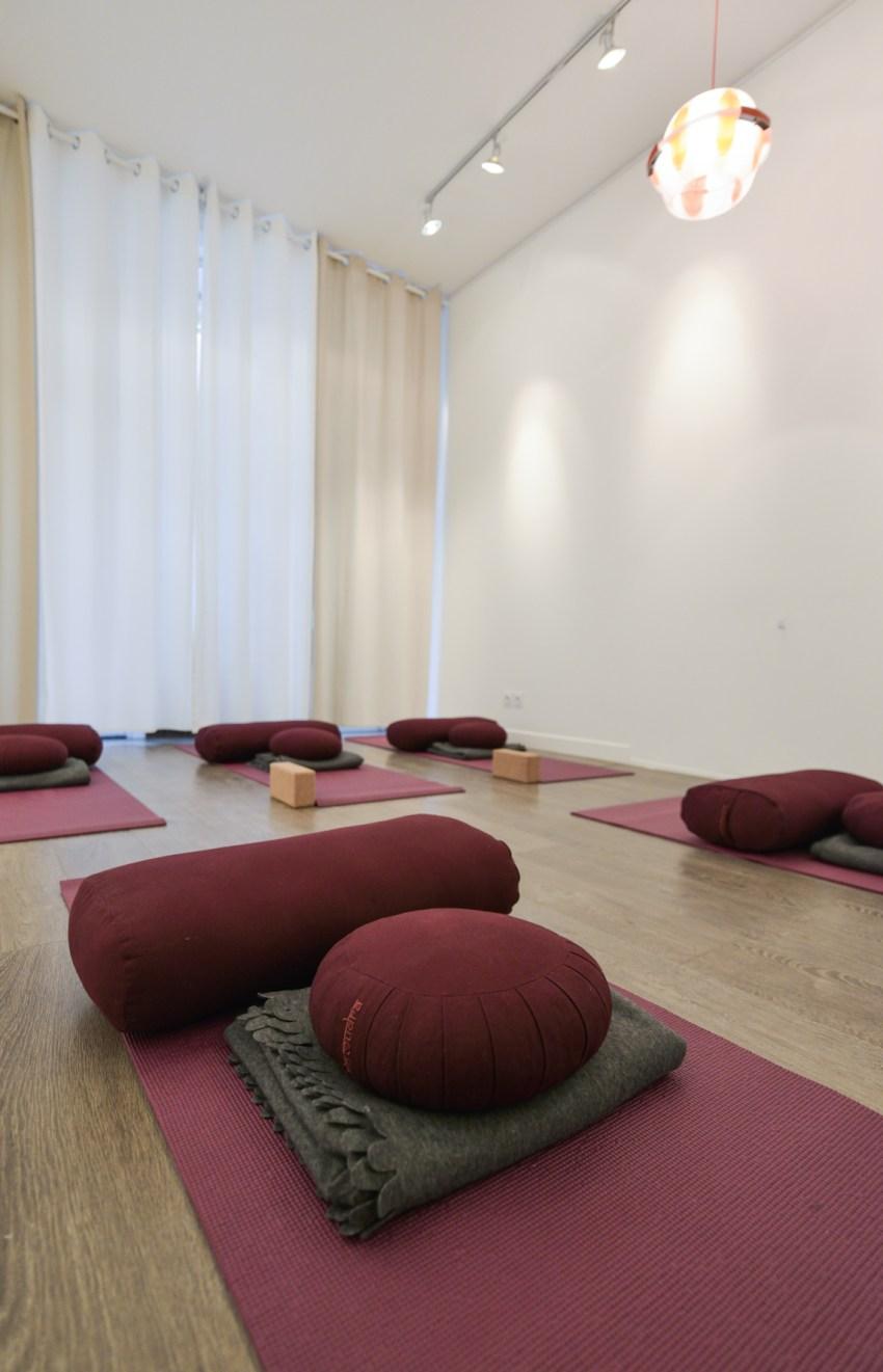 Le 8 petion, espace de détente yoga, 75011