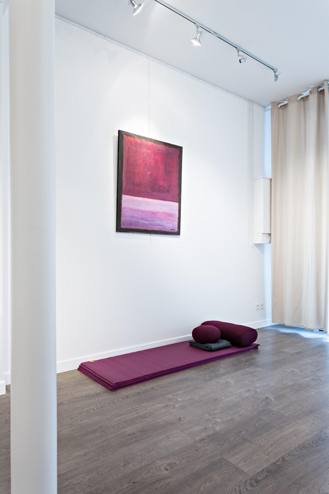 yoga le 8 petion salle à louer