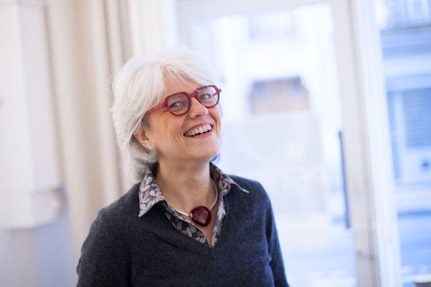 Portrait Bérengèrefondatrice du 8 Petion